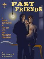 FAST FRIENDS, a new gay erotic graphic novel ebook by DaleLaz
