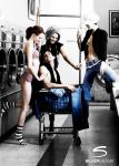 Silver Jeans Ad - F22 by LASMN