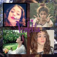 Collage de Martina Stoessel by Kamiitinista