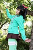 Vanellope - Wreck-it-Ralph by NunnallyLol
