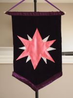 Twilight Sparkle hanging (prototype) by WhimsicalSquidCo