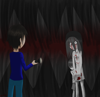 The Grudge in My Dream by Exekiella