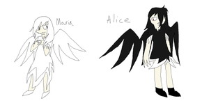Alice and Maria by Nicey1015