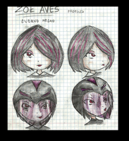 Zoe Aves profiles by punkies13