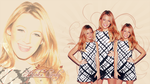 Blake Lively Wall by SilviaRock
