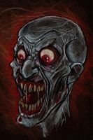 Zombie by Christopher-Manuel
