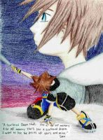 Sora by blackdragon21