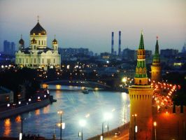 Moscow by khog