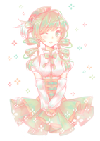 tumblr palette challenge - mami tomoe by Khryas