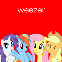 Weezer-The Red Pony Album by Stratolicious