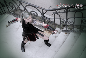 Dragon Age: Origins - On our way VII by LadyTenebraeTabris