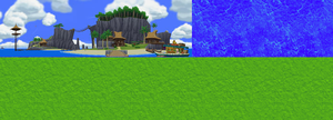 Project Hylian Abstract 41: Outset Island by scriptureofthescribe