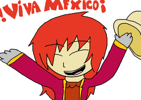 the tree caballeros- panchito VIVA MEXICO by QUEENLISA32