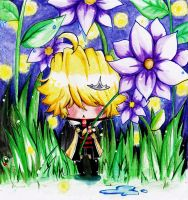 KHR: A flower by Widdle Bel by Abhie008