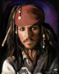 Jack Sparrow by Fenchan