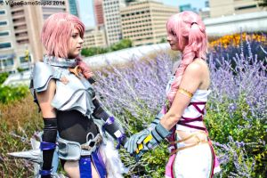 Otakon 2014 - Defiers of Fate(PS) 30 by VideoGameStupid