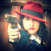Agent Carter Wondercon2015 by WesternSpice