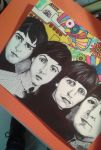 The Beatles by Clara97