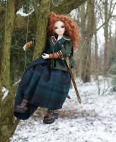 Merida 1 by beedoll