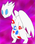 Extrasensory Togetic by PokeSpeBanette