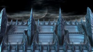 A Night in the Metallic Castle by Topas2012