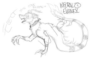 .:WIP:. Elect the Cave Beastie by InfernalEvanesce