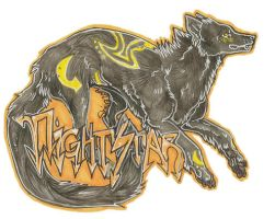 Badge: Nightstar by Arvish