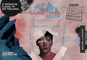 BADLANDS by Thearchetypes