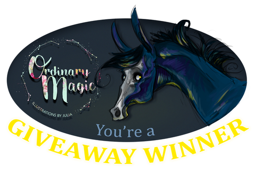 Giveaway Winner by Artistic-Pineapple