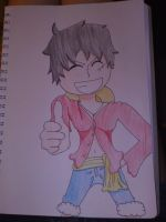 Luffy-Chan by Goldfish-24-7