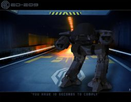 You Have 10 Seconds To Comply by overseer