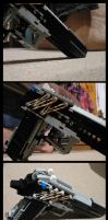 Lego Desert Eagle by Chaotic-Minds