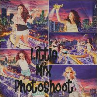 Little Mix Photoshoot by bypame