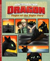 HTTYD FONF Comic p.1 by NovaBrush