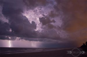Caught My First Lightning Bolt by CandiceSmithPhoto