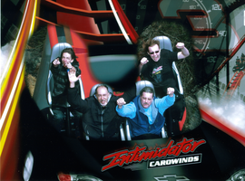 Carowinds with the Family by JShafer