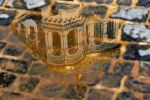 Kronstadt Cathedral reflection 1 by wildplaces