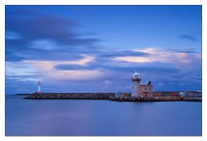 Howth Lighthouse 2 by M-M-X