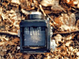 My old camera by FrantisekSpurny