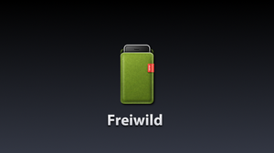 Freiwild iPhone Sleeve Icon by TinyLab