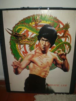 Bruce Lee by DSF32
