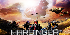 Harbinger signature request by FireyRedPhoenix