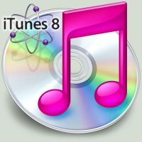 iTunes 8 Pink by jasonh1234