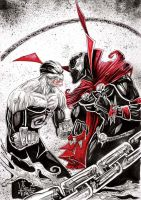 SPAWN vs HAUNT by Vinz-el-Tabanas