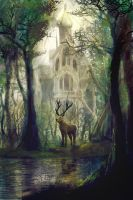 That place in the woods by Silberius
