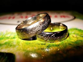 The One Ring by Eszter-Ichigo