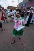 my sailor jupitor cosplay for the a20 kdays parade by chappy-rukia