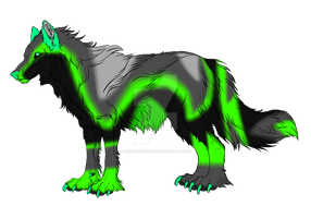 Artic Wolf -OPEN- Price Reduced! by CrimsonnWolfe