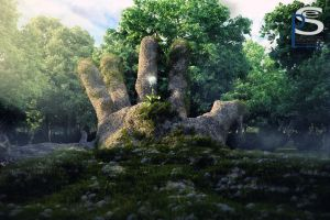 the hand of nature by pitposum