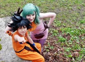 Dragonball Cosplay 2 by seely-san